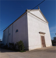 Silba churches